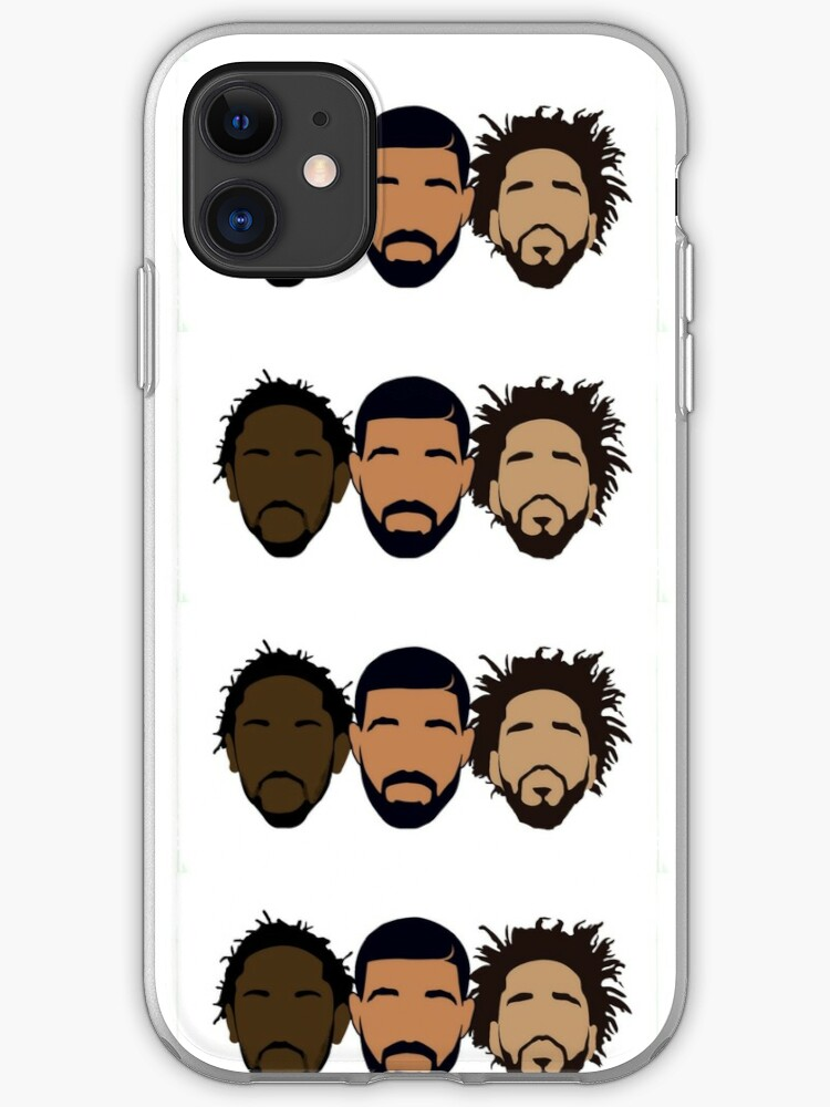 J COLE AND DRAKE iphone case