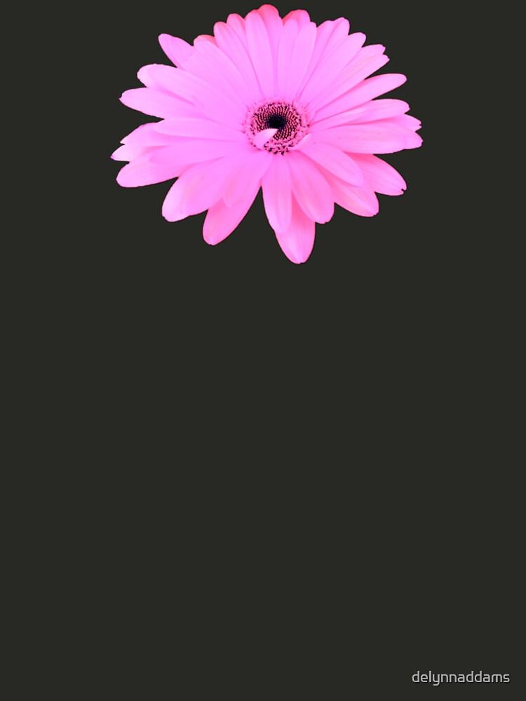 Pink Daisy  by delynnaddams