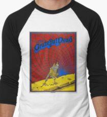Grateful Dead Vintage Rare Poster Men's Baseball ¾ T-Shirt