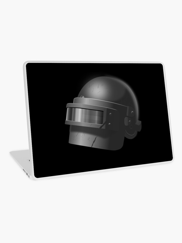 Russian spetsnaz helmet (PUBG level 3 helmet)    Laptop Skin