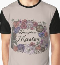 Camiseta gráfica Amo de la mazmorra