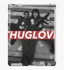 THUG LOVE  iPad Case/Skin