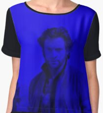 Hugh Jackman - Celebrity (Dark Fashion) Chiffon Top
