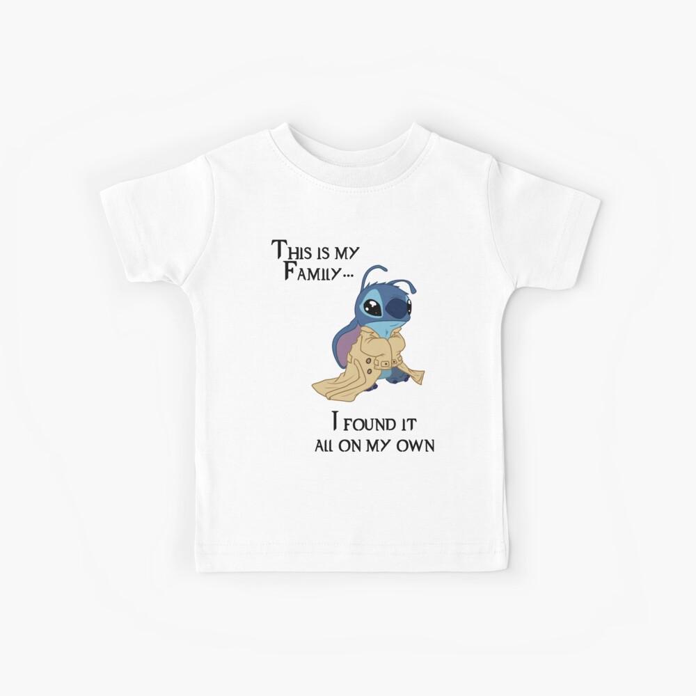 Familie Kinder T-Shirt