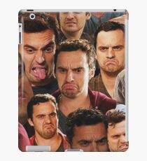 Nick Miller iPad Case/Skin