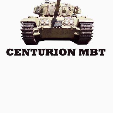 Centurion Tank V1 by rynoki