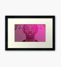 LIL UZI Framed Print