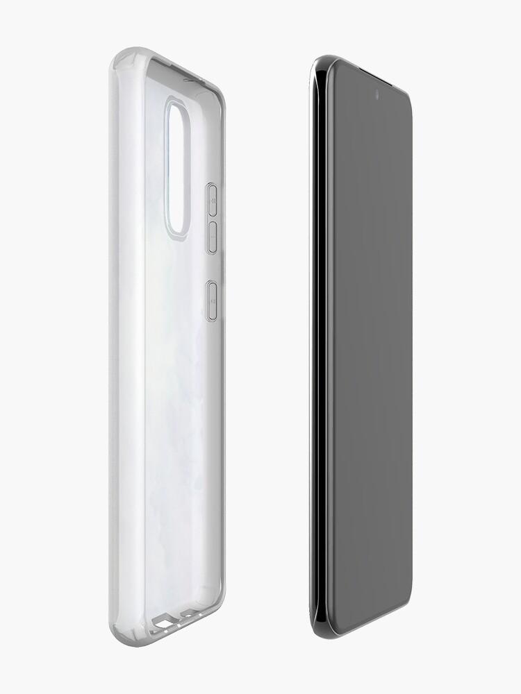 Alternate view of Wisteria Dreams Case & Skin for Samsung Galaxy