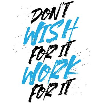 Don't Wish For It by charsglamshop