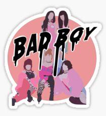 Red Velvet- Bad Boy Sticker