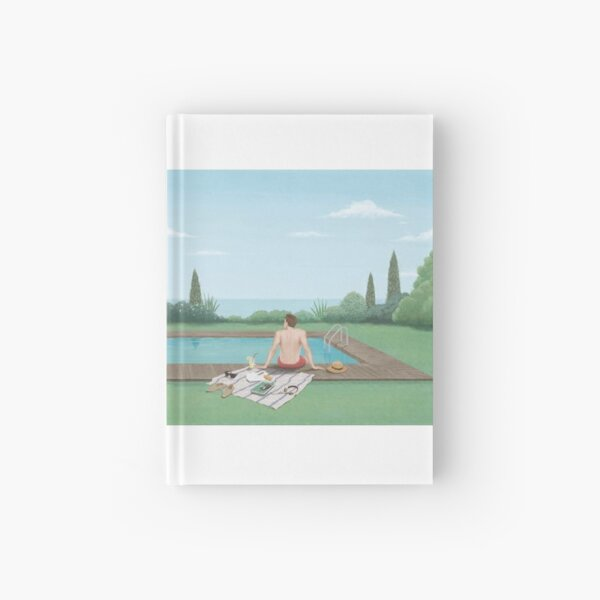 Call Me By Your Name Hardcover Journal