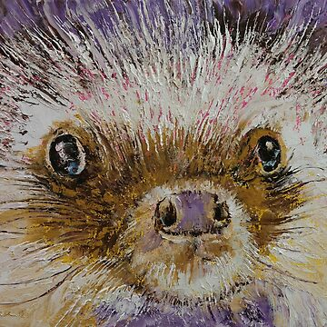 Hedgehog by michaelcreese