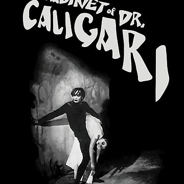 The Cabinet of Dr. Caligari by happycamperYT