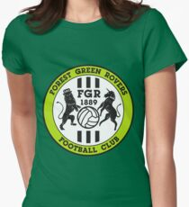 Forest Green Rovers FC Women's Fitted T-Shirt