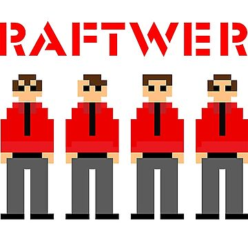 kraftwerk by KeishaBurns23