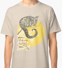 Common Brushtail Possum – The Cutest Pest Classic T-Shirt