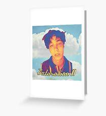 Saturation II Greeting Card