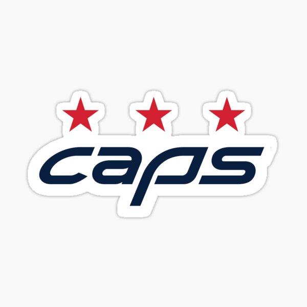 Washington Capitals Stadium Series Logo Sticker