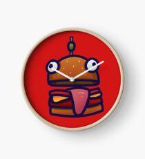 Derp Burger Clock