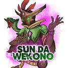 Sun Da Wekono! by MinosArt
