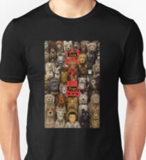 Isle of Dogs - Wes Anderson Unisex T-Shirt