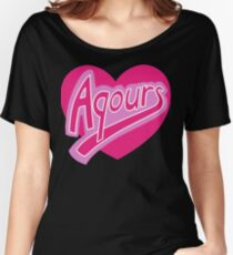 81a115c07914a Miracle Wave - Aqours Women's Relaxed Fit T-Shirt