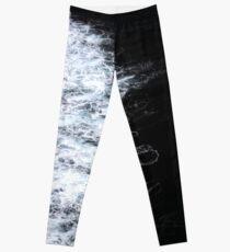 Ozean Kontrast Leggings
