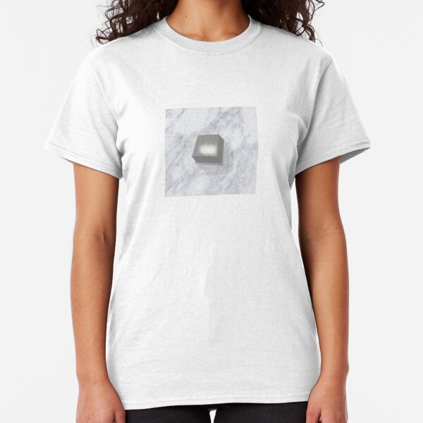 button Classic T-Shirt