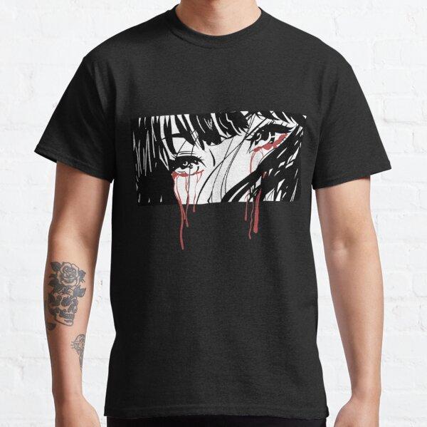Crying Girl Classic T-Shirt