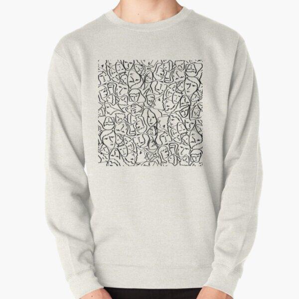 Kawaii In The Street Senpai Sheet Hoodie Sweatshirt Jumper Men Women Unisex 1163