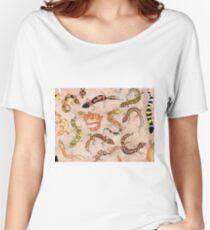 Leopard Gecko Morphs Women's Relaxed Fit T-Shirt