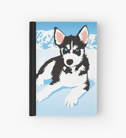 husky Hardcover Journal