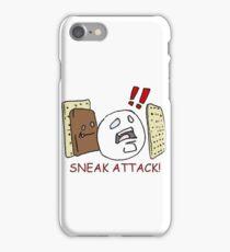 Sneak Attack! iPhone Case/Skin