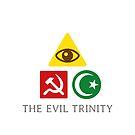 The Evil Trinity by 73553