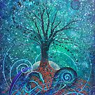 Tree of Life, Dark Moon. by katemccredie