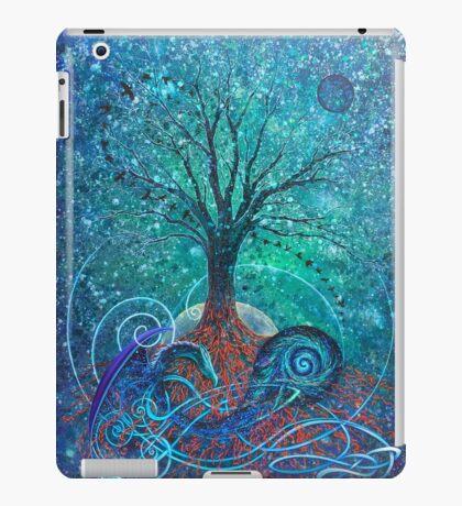 Tree of Life, Dark Moon. iPad Case/Skin