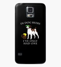 Brittany I've Only Had One In Dog Beers Year of the Dog Irish St Patrick Day Case/Skin for Samsung Galaxy