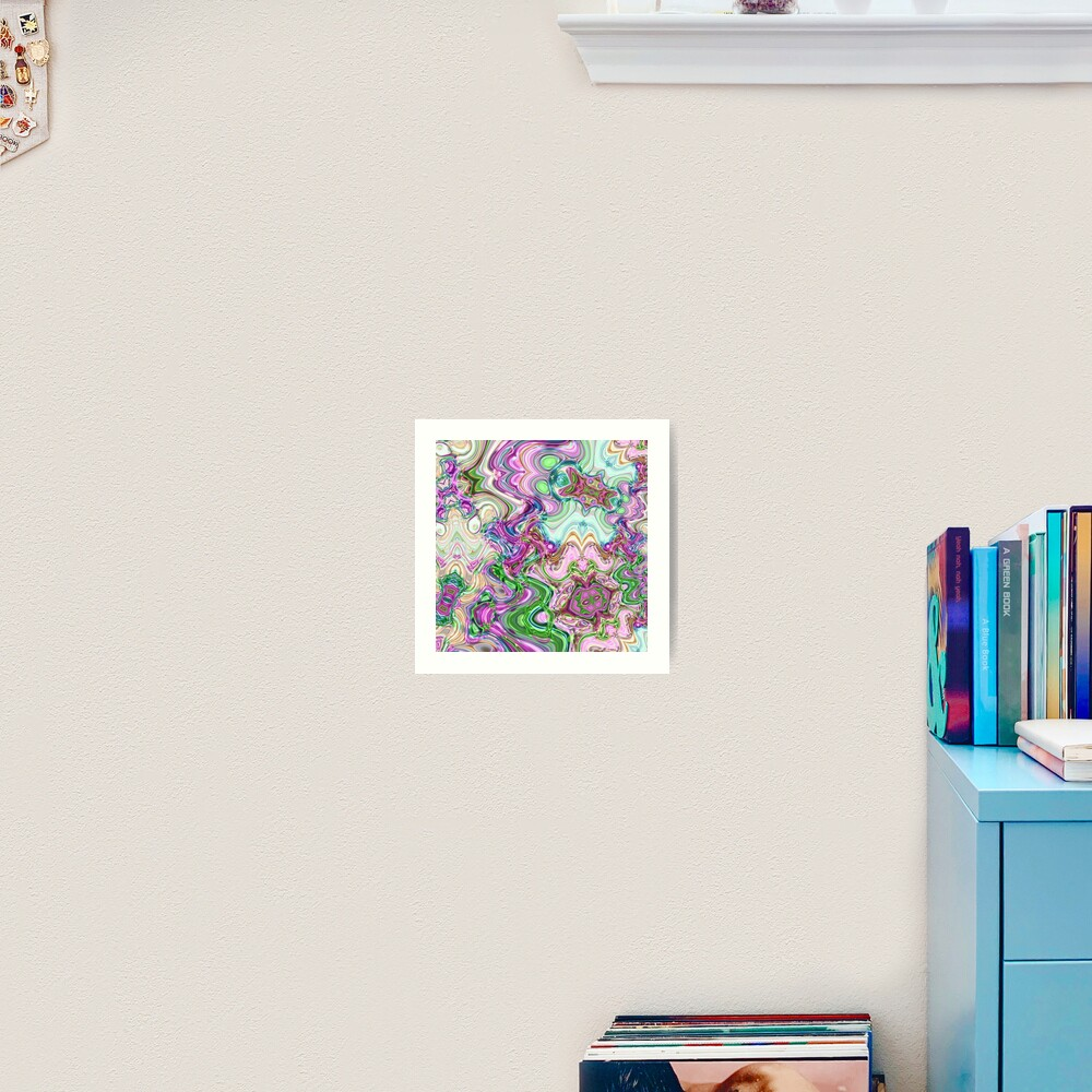 Transcendental Abstracts Art Print