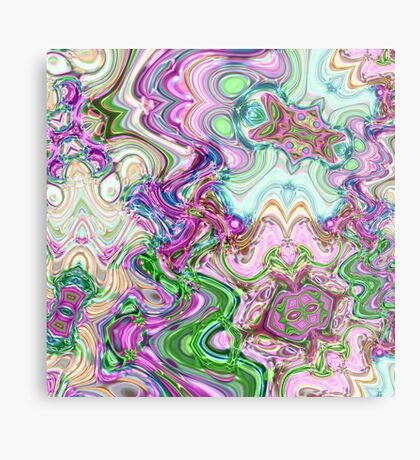 Transcendental Abstracts Metal Print