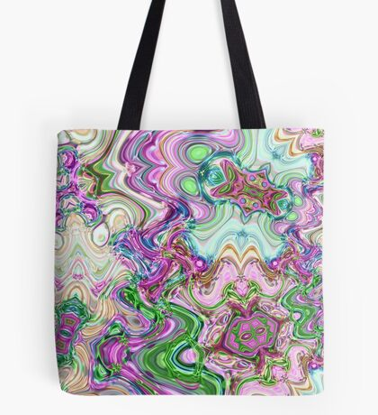 Transcendental Abstracts Tote Bag