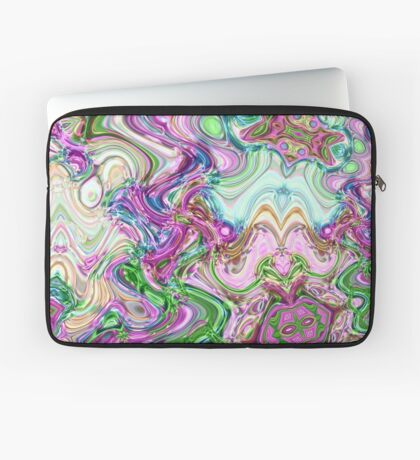 Transcendental Abstracts Laptop Sleeve