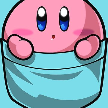 Pocket Kirby  by Purrdemonium