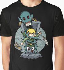 Zelda Wind Waker FREE HUGS  Graphic T-Shirt