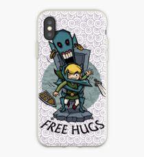 Zelda Wind Waker FREE Umarmungen iPhone-Hülle & Cover