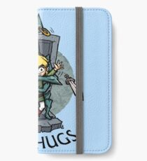 Zelda Wind Waker FREE HUGS  iPhone Wallet/Case/Skin