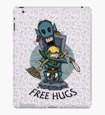 Zelda Wind Waker FREE HUGS  iPad Case/Skin