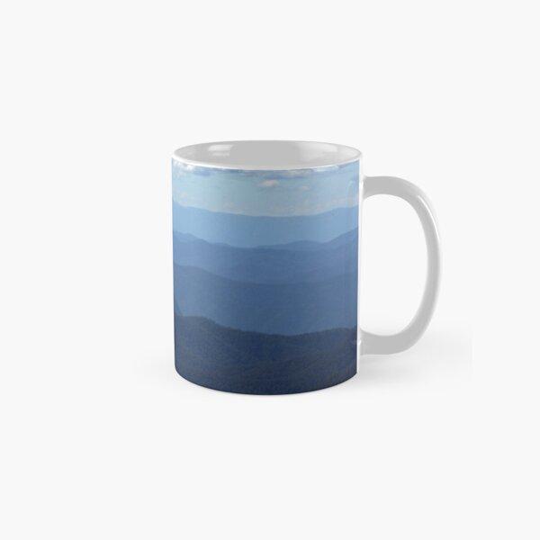 Mountain ridges Classic Mug