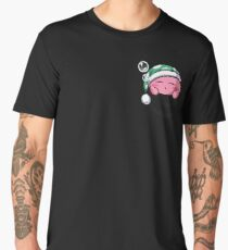 Pocket Kirby  Men's Premium T-Shirt