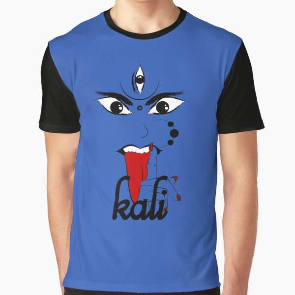 Kali - The Goddess of Destruction Graphic T-Shirt