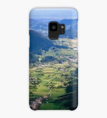 View from Schneeberg Case/Skin for Samsung Galaxy